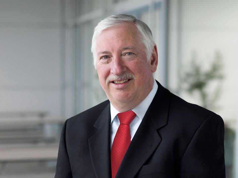 Bernhard Braßler vom Bauunternehmen bendl aus Günzburg