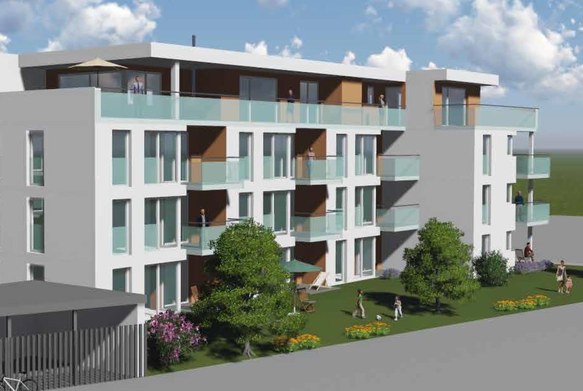 GuntiaPark Eigentumswohnungen in Günzburg