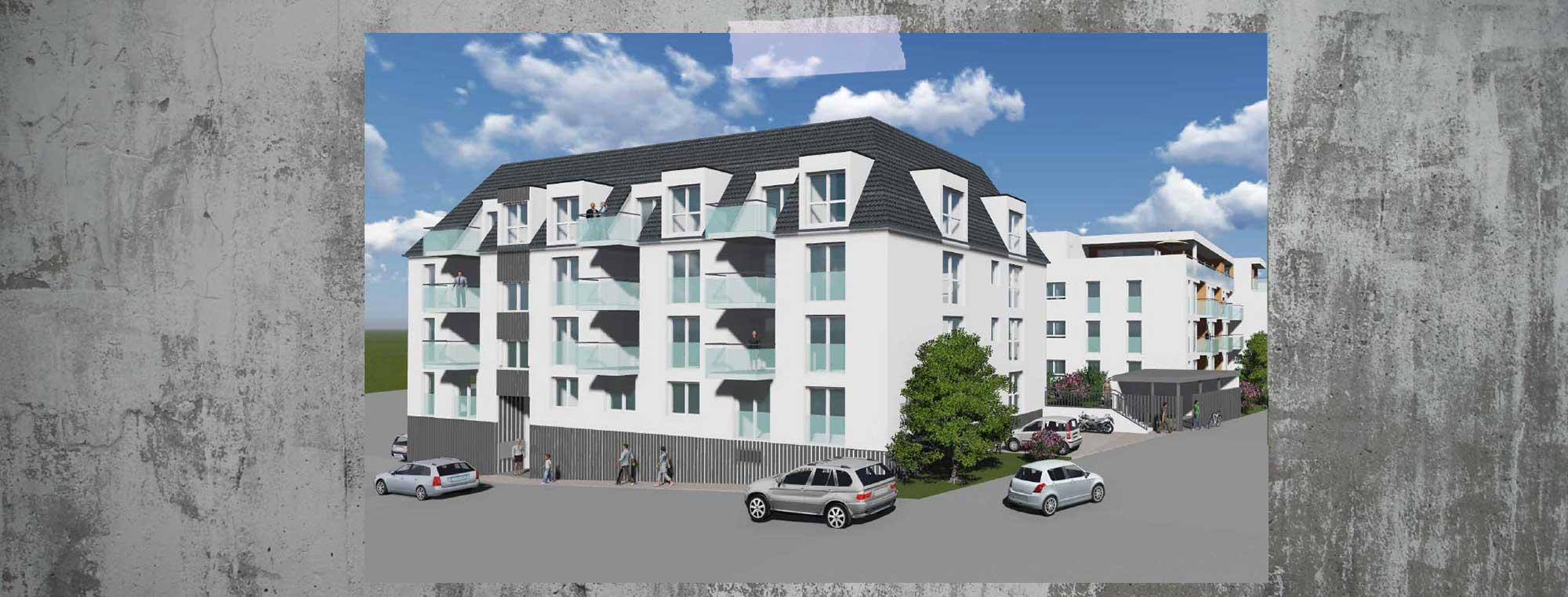 Projektentwicklung Bauunternehmen bendl Günzburg