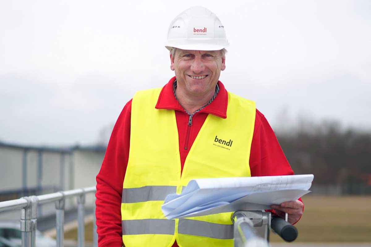Erfahre mehr über die Einstiegsmöglichkeiten und Deine Karrierechancen beim Bauunternehmen bendl in Günzburg.