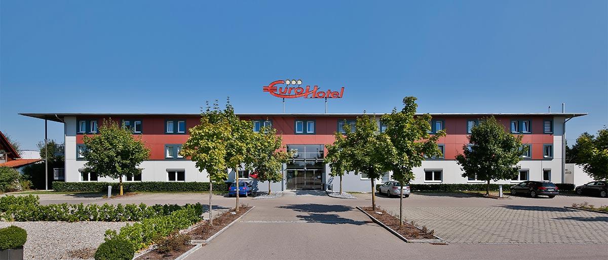 Eurohotel in Günzburg