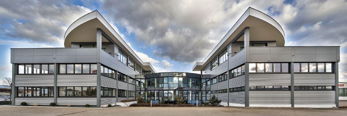 Verwaltungsgebäude Firma Kögl nach dem Umbau