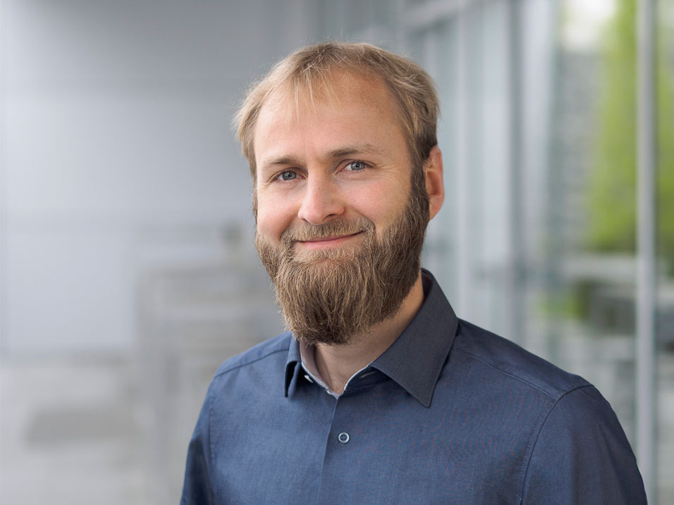 Andreas Schweigardt vom Bauunternehmen bendl aus Günzburg