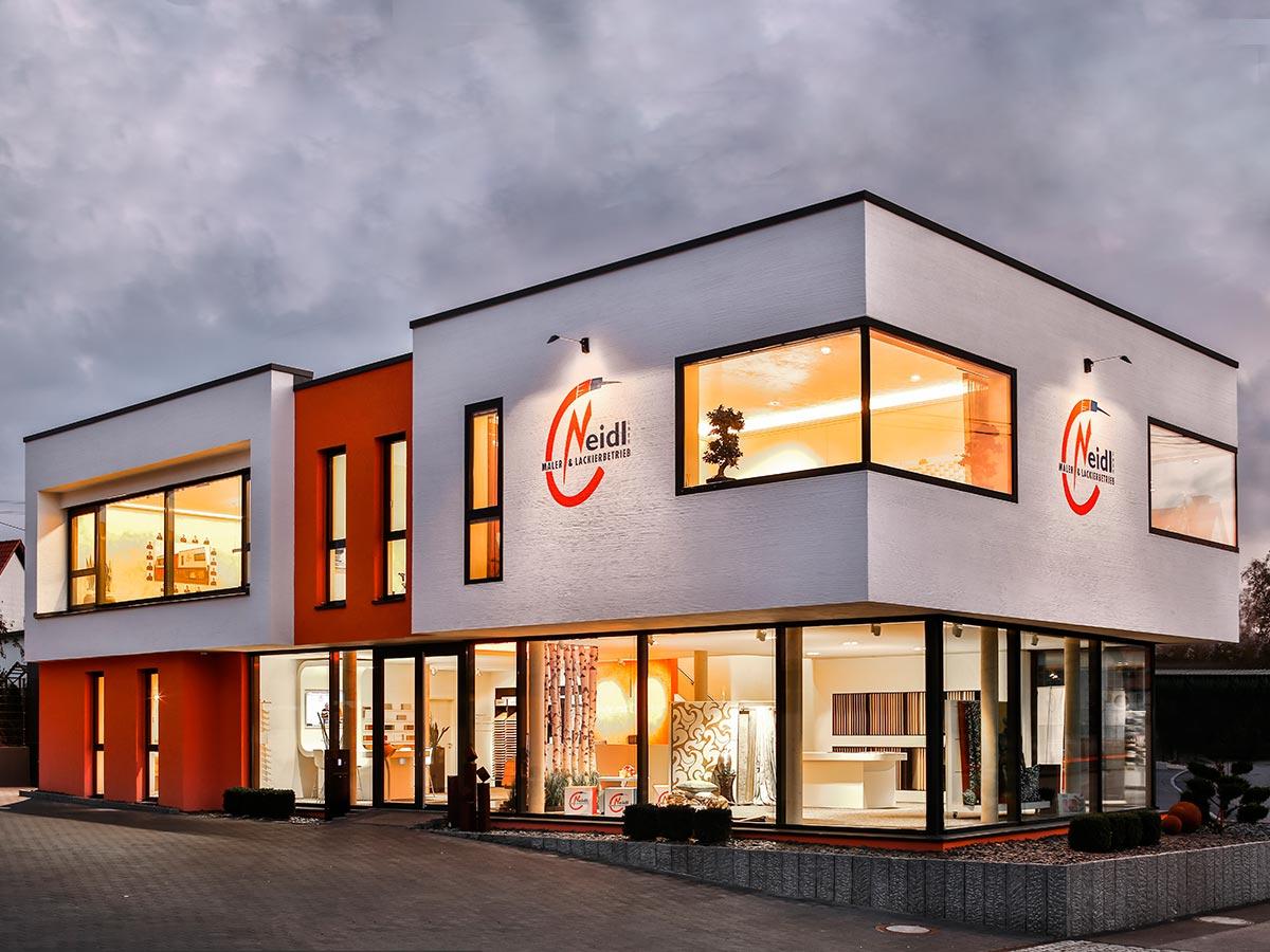 Malermeister und Cotecdesignbetrieb Neidl GmbH Bubesheim