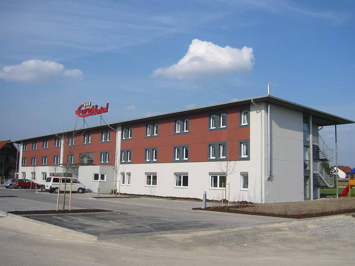 Das Eurohotel in Günzburg