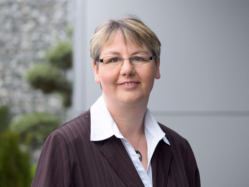 Katrin Grau vom Bauunternehmen bendl aus Günzburg