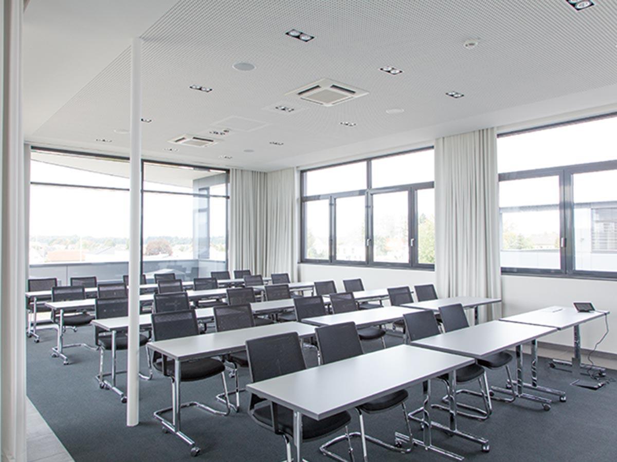 Schulungsraum der Firma Kögl GmbH