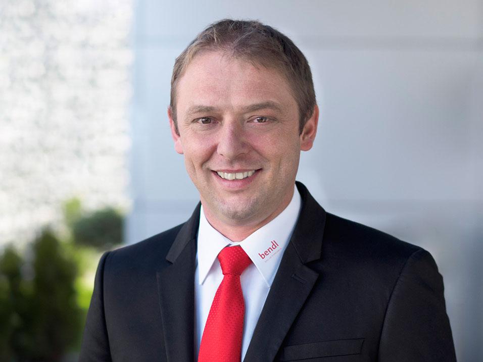 Mladen Medimurec vom Bauunternehmen bendl aus Günzburg