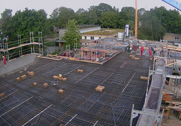 Wohn- und Förderstätte Heidenheim Bauunternehmen bendl