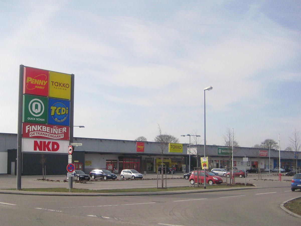 Einkaufzentrum Outlet Jettingen Scheppach - bendl