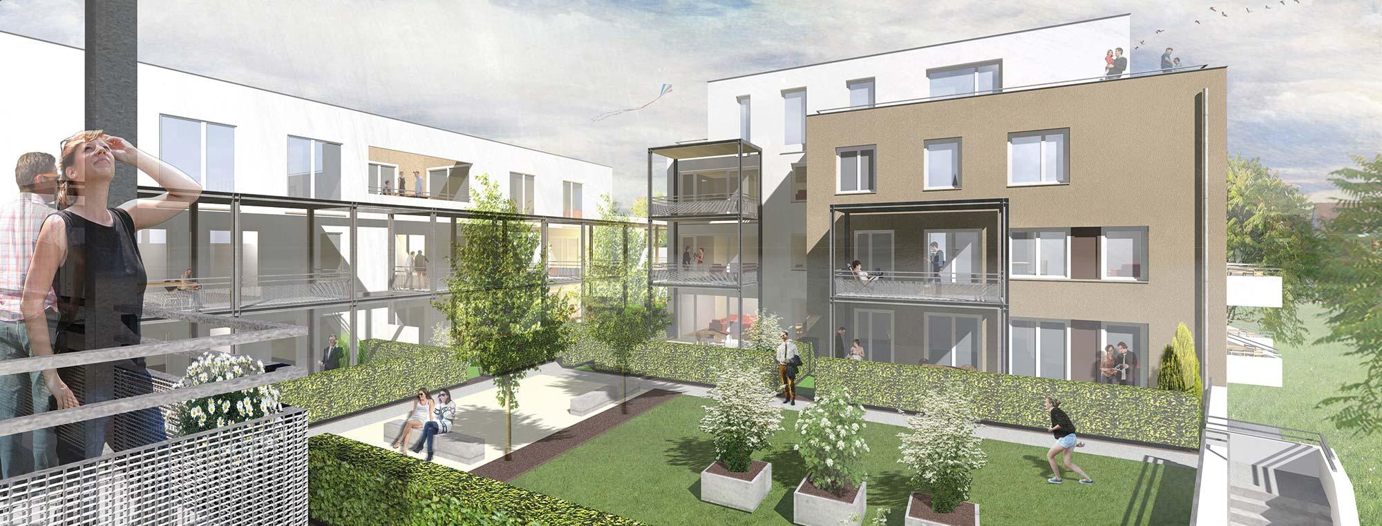 Guntiapark Guenzburg Bauunternehmen bendl