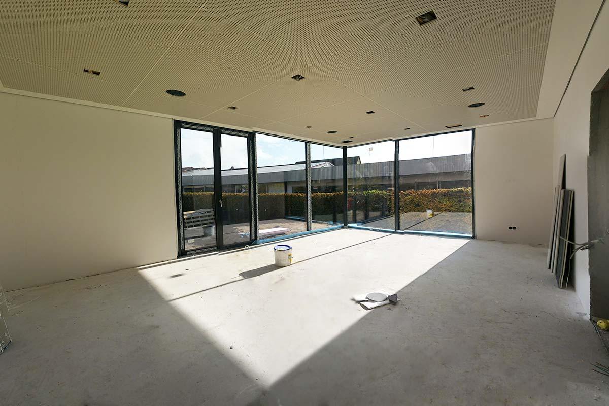 Neue Büroräume des Ingenieurbüros Degen