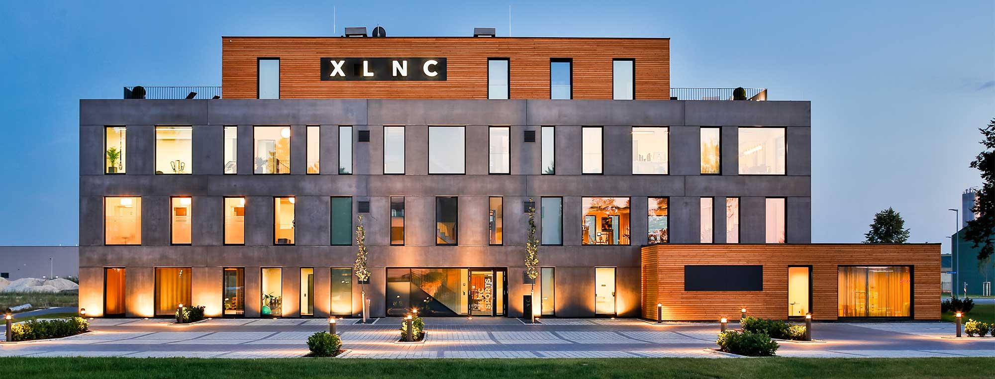 Geschäftshaus XLNC Leipheim Foto: M. Duckek, Ulm
