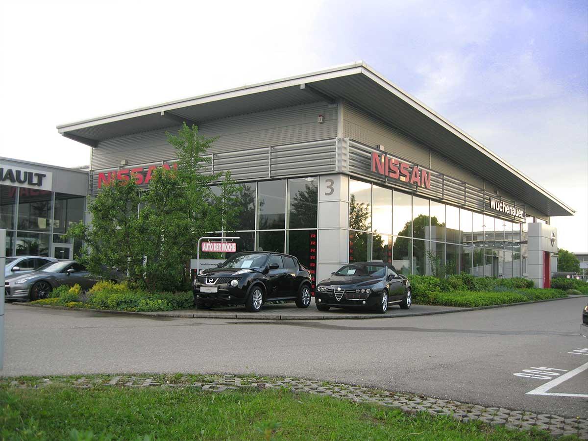 Autohaus Wuchenauer in Neu-Ulm