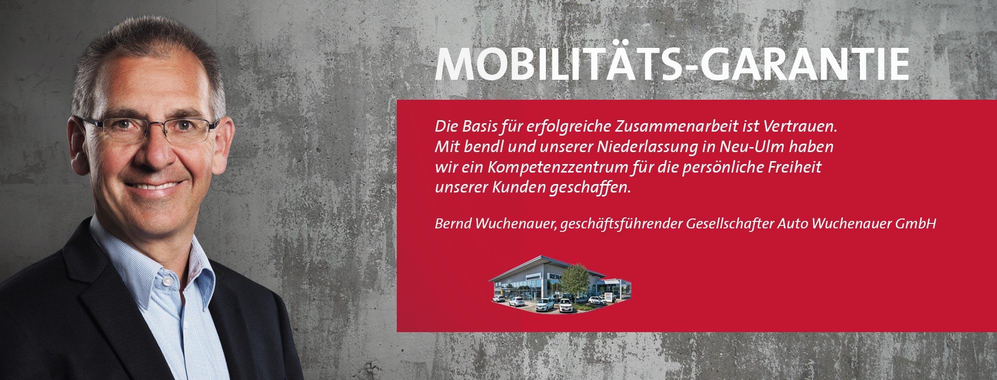 Bernhard Wuchenauer - Auto Wuchenauer GmbH