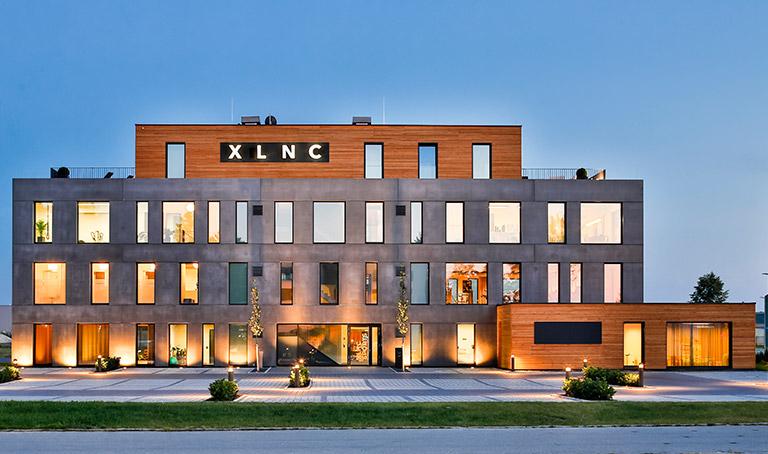 Geschäftshaus XLNC Bauunternehmen bendl