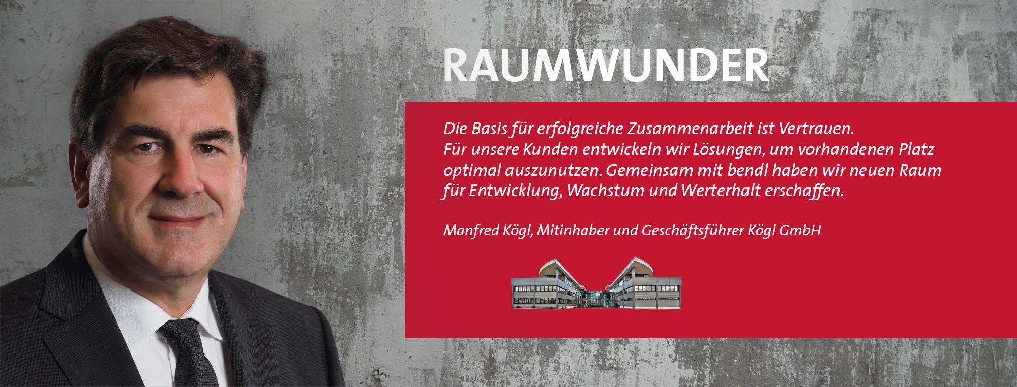 Manfred Kögl - Kögl GmbH