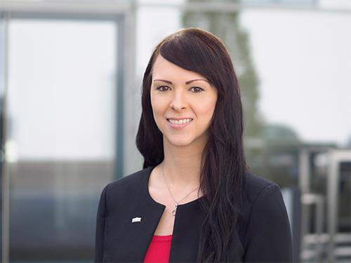 Julia Klotz vom Bauunternehmen bendl in Günzburg