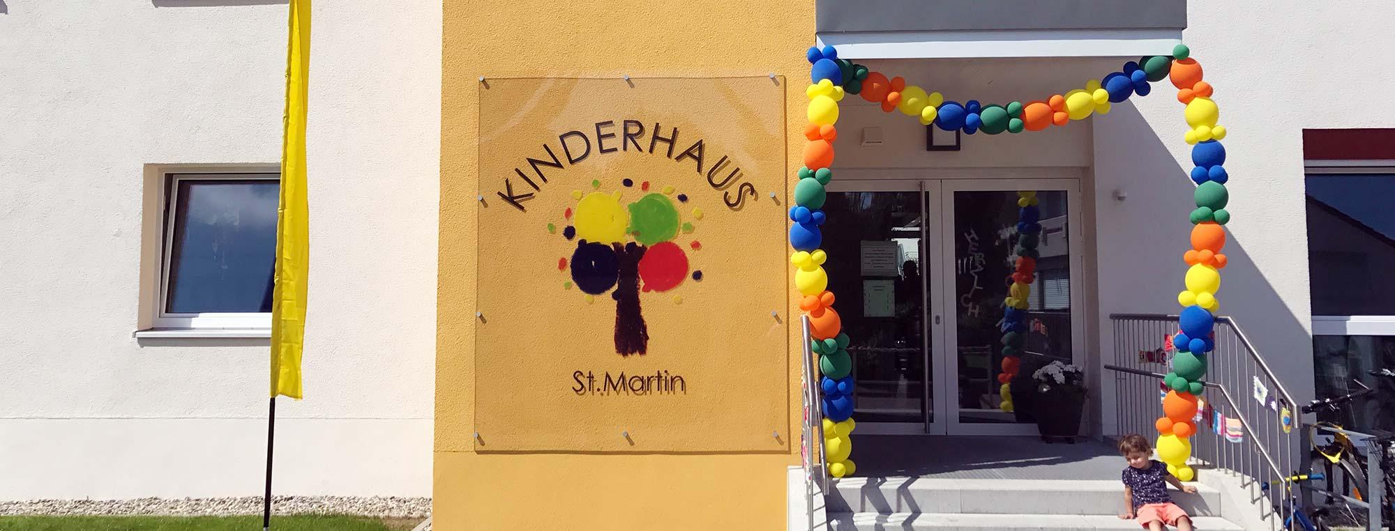 Generalsanierung Kinderhaus Lauingen durch das Bauunternehmen bendl