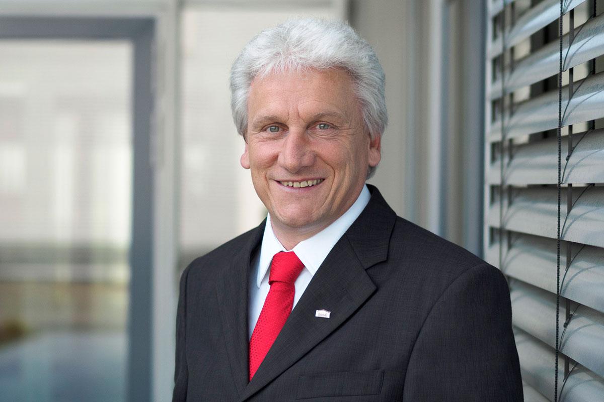 Raimund Strobl Abteilungsleiter Schlüsselfertiger Industrie- und Gewerbebau