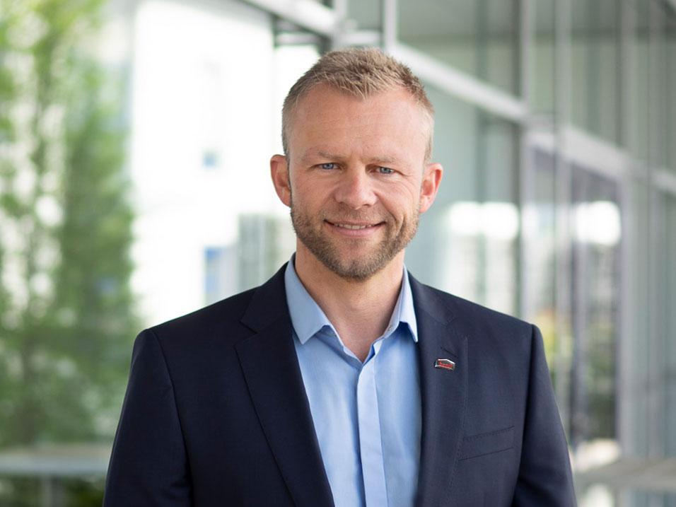 Stefan Weißenhorner Geschäftsführer beim Bauunternehmen bendl Günzburg