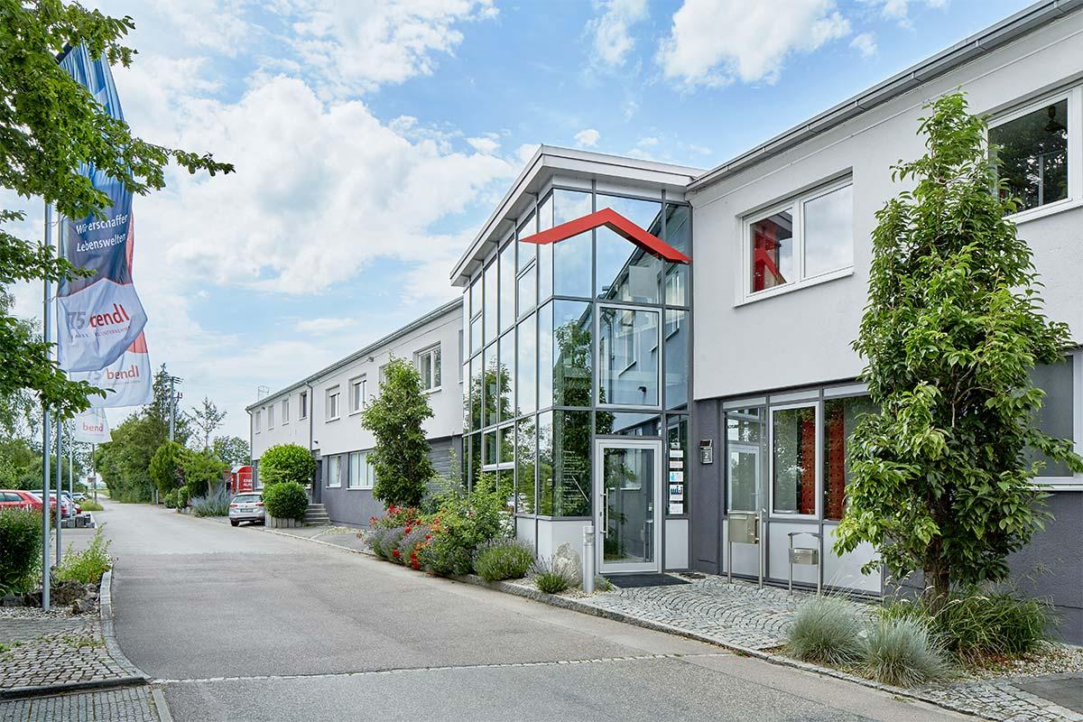 Das Bauunternehmen bendl in Günzburg ist Ihr Partner rund um das Thema Bau seit 1945.