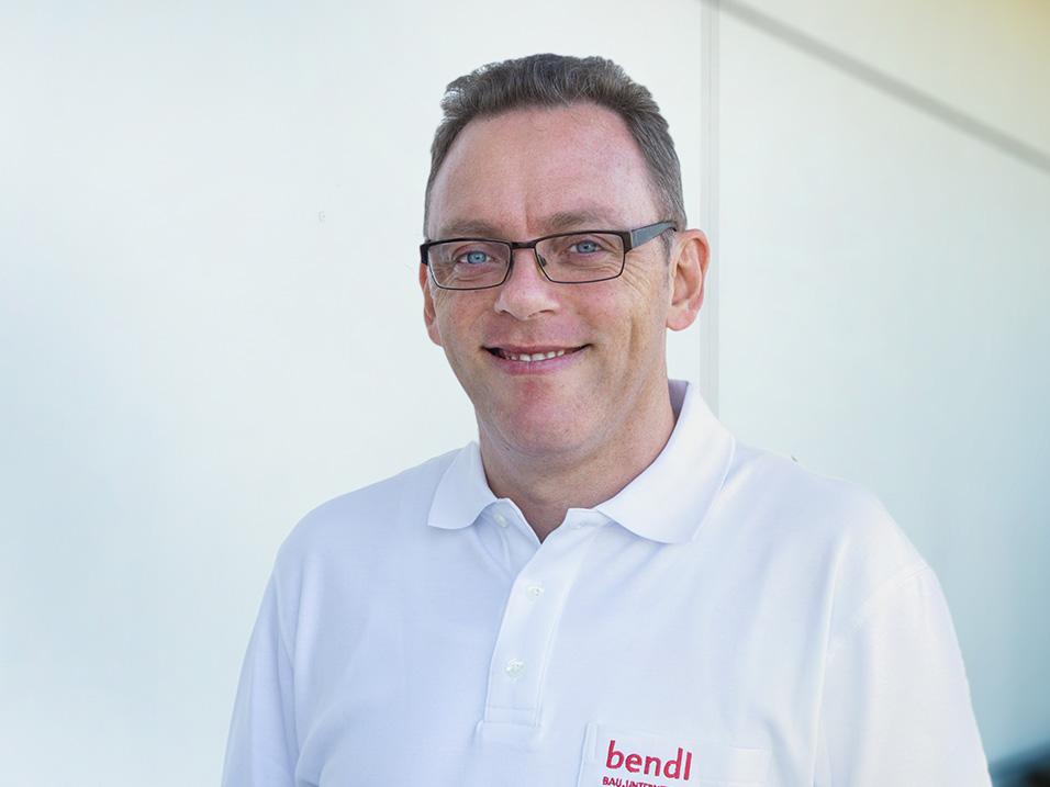 Christian Schwarz IT-Systemadministrator Bauunternehmen bendl Günzburg