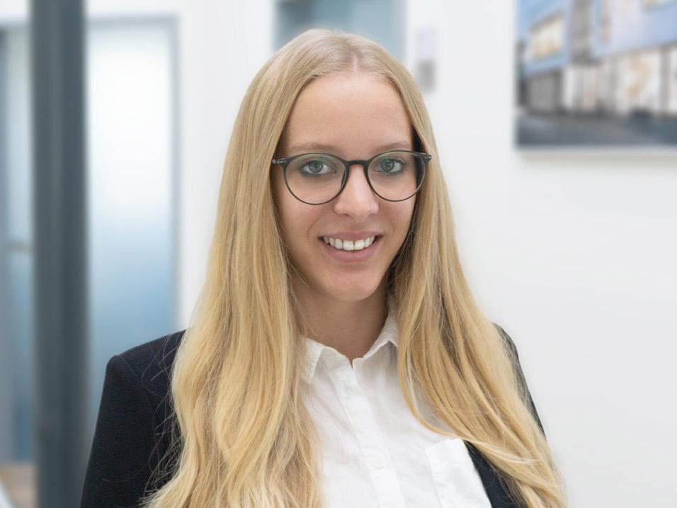 Elisabeth Mayr Assistentin der Bauleitung Schlüsselfertigbau