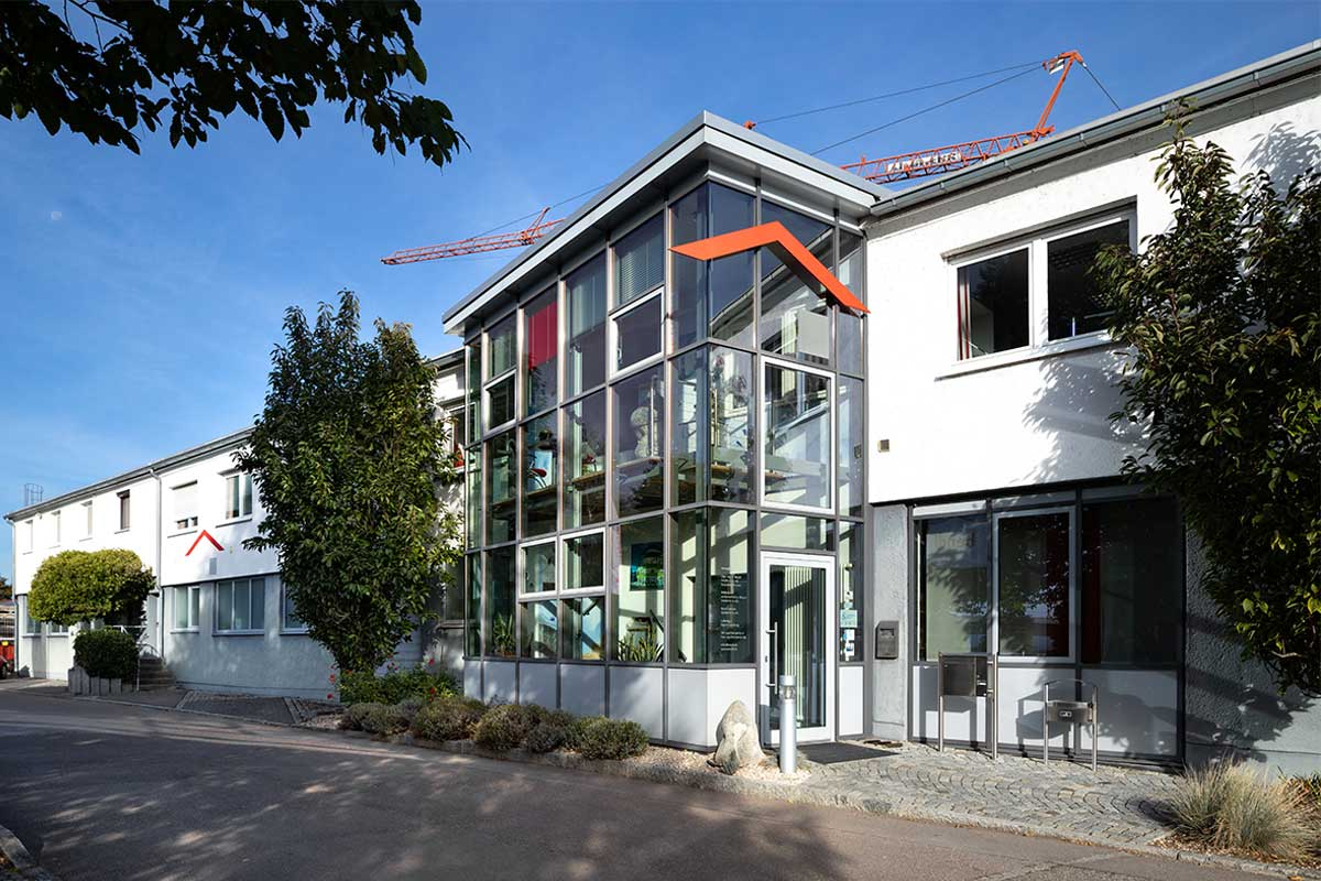 Unser Firmensitz - Das Bauunternehmen bendl in Günzburg