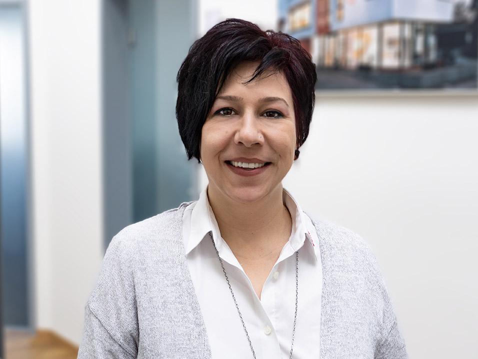 Daniela Hosch Vermessungstechnikerin bei bendl