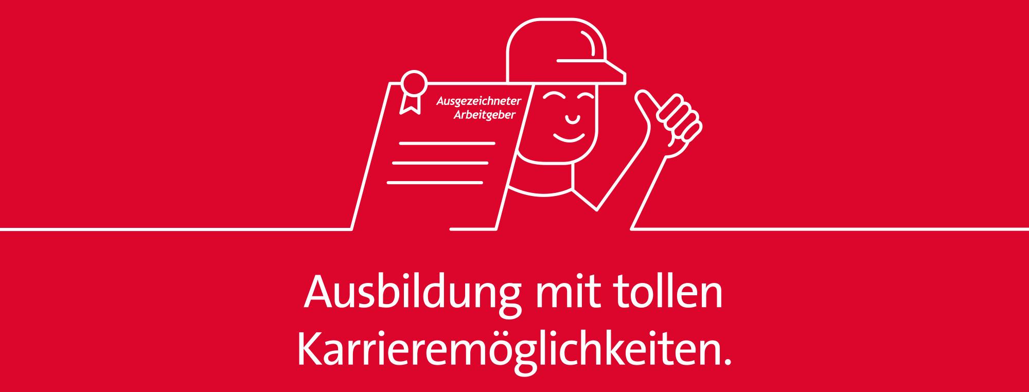 Ausbildungsplätze mit tollen Karrieremöglichkeiten. Finde für Dich den richtigen Einstieg und den richtigen Job bei uns - dem Bauunternehmen bendl in Günzburg.