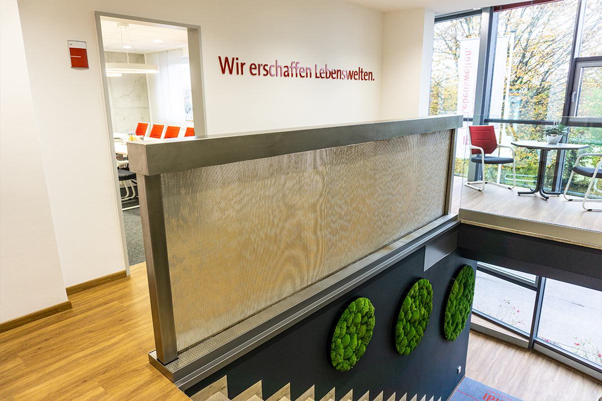 Wir erschaffen einzigartige Lebenswelten. Lassen Sie sich von unserer neuen Lebenswelt inspirieren. Bauunternehmen bendl Günzburg.
