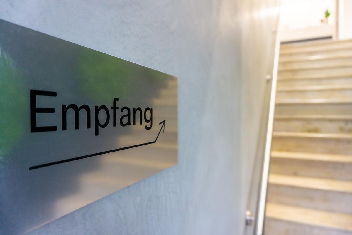 Treten Sie ein und lassen Sie sich inspirieren von unserer Kreativität. Bauunternehmen bendl Günzburg.