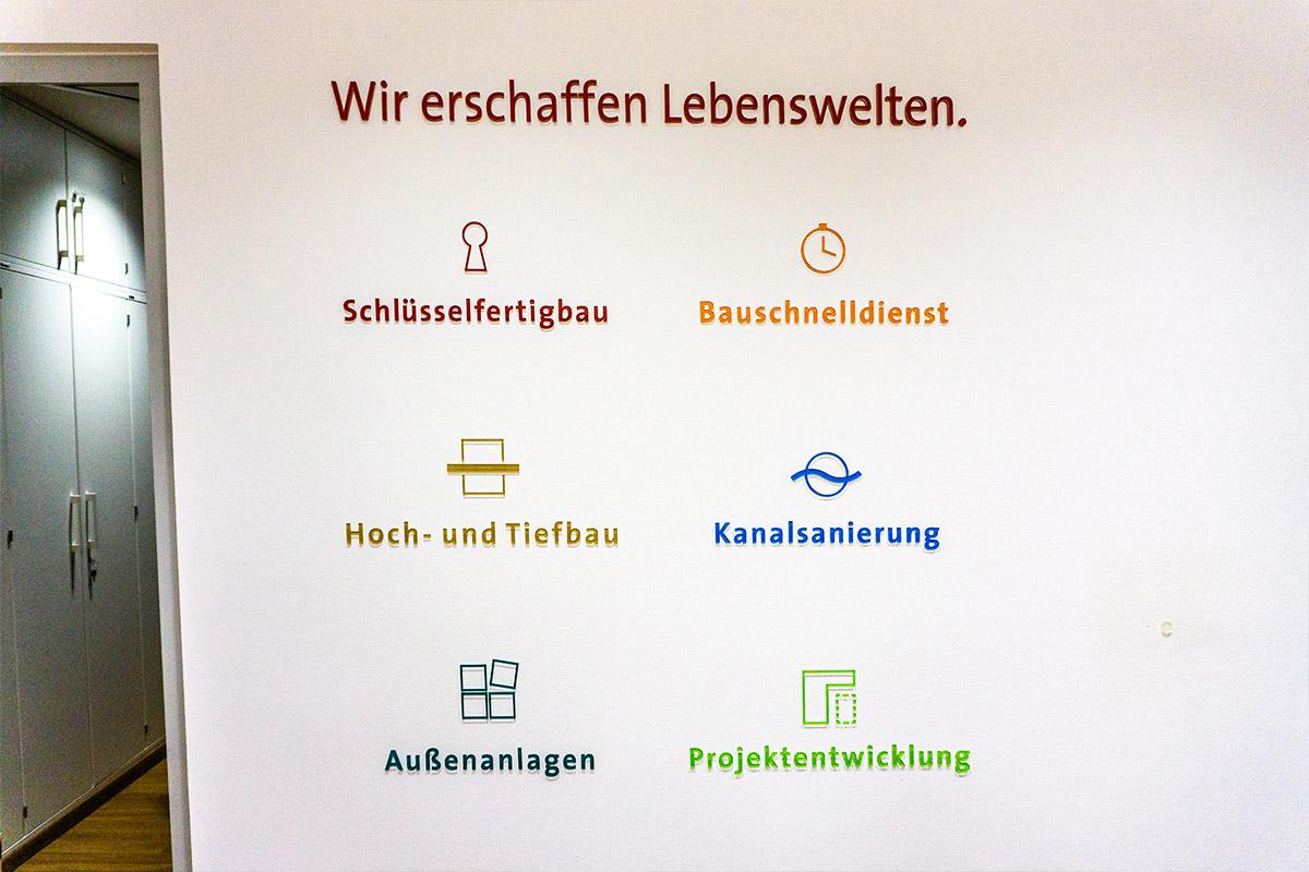 Unser Leistungsspektrum für Sie im Überblick. Bauunternehmen bendl Günzburg.