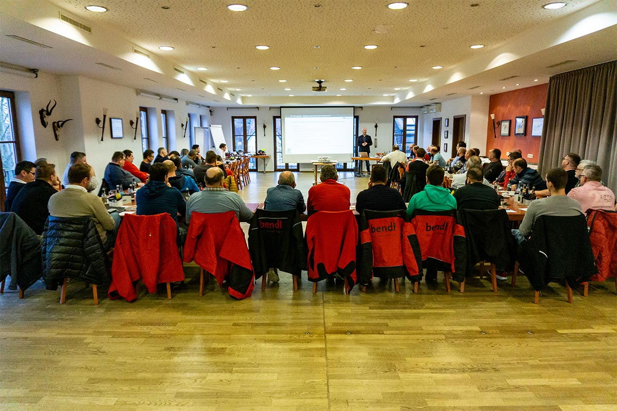 Die bendl Poliertage 2020 fanden statt im Landgasthof Linde in Deffingen.