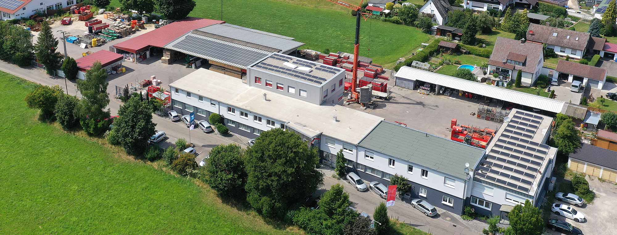 Das Bauunternehmen bendl - Ihr Partner rund um das Thema Bau seit 1945.