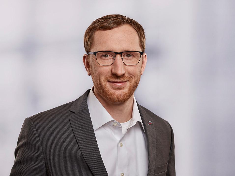 Michael Maurer vom Bauunternehmen bendl in Günzburg