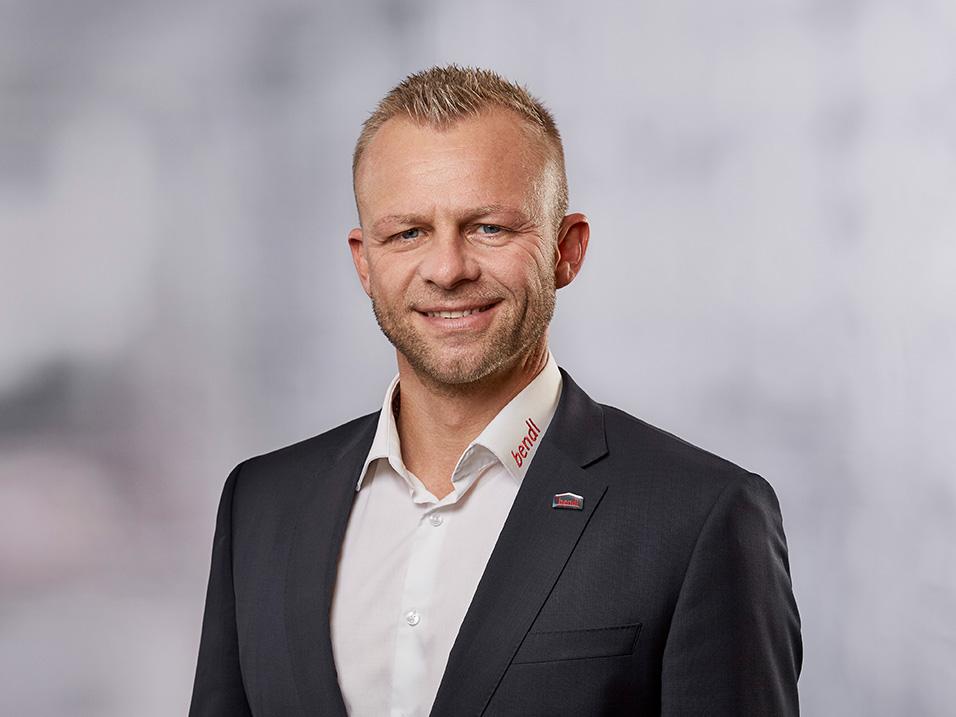 Stefan Weißenhorner vom Bauunternehmen bendl in Günzburg